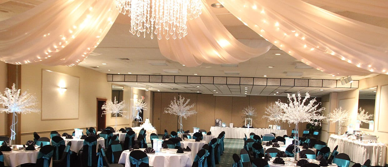 Banquet and catering facility