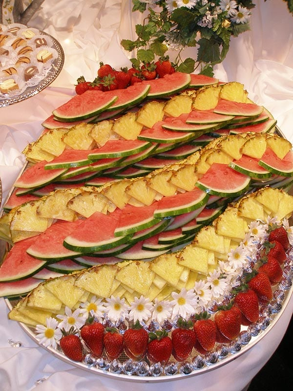 Fruit spread