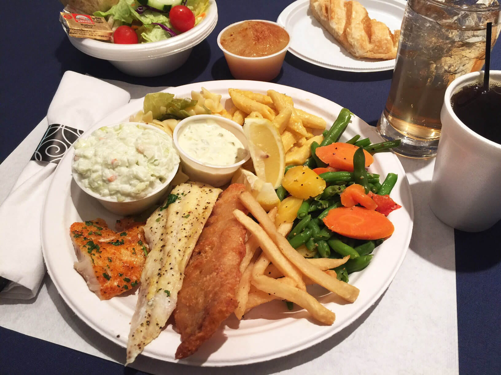Fish Fry Dinner