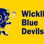 Wickliffe Blue Devils logo